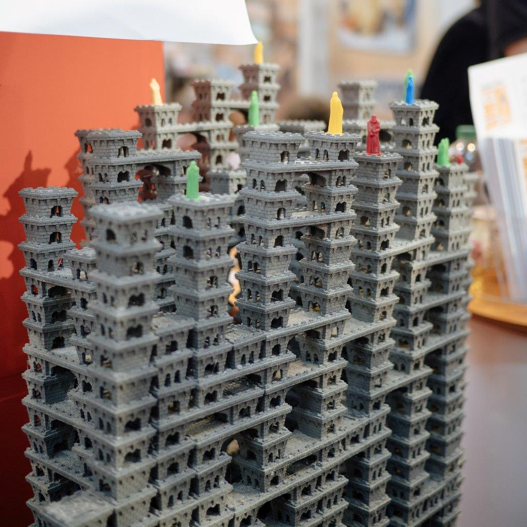 Making of: Babylon Tower Builders