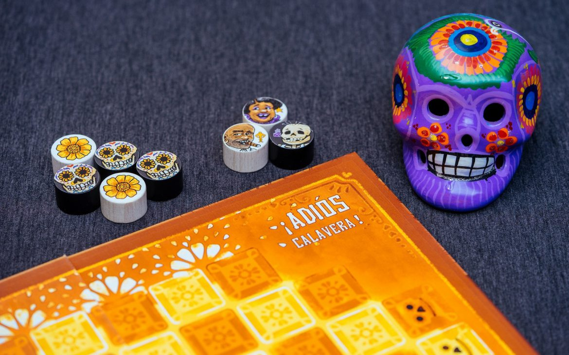 News & Reviews: Adiós Calavera!