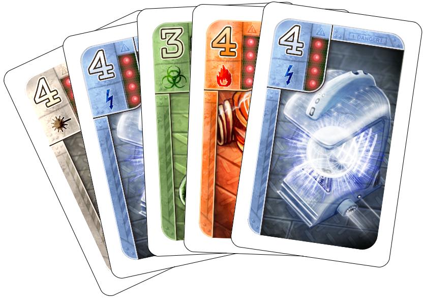 Regeln: Area 51