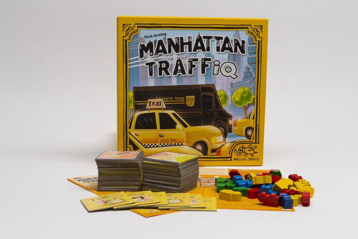 FAQ: Manhattan TraffIQ