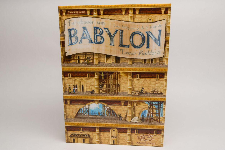 Mücke Spiele: Babylon Tower Builders