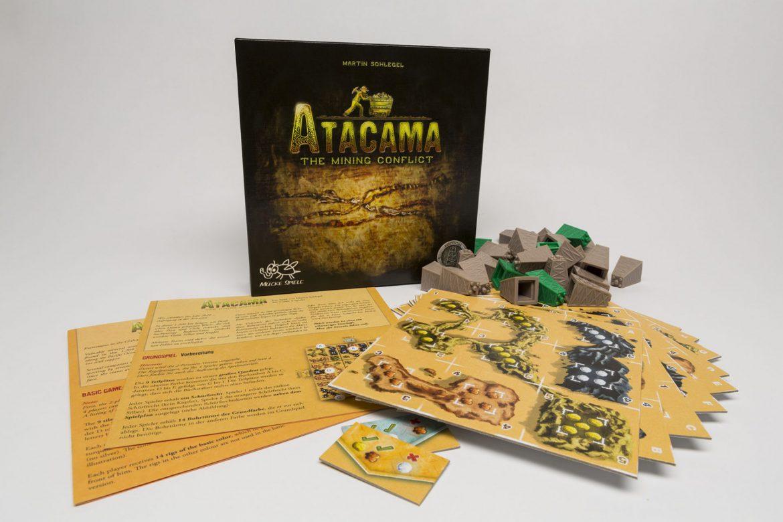 Mücke Spiele: Atacama