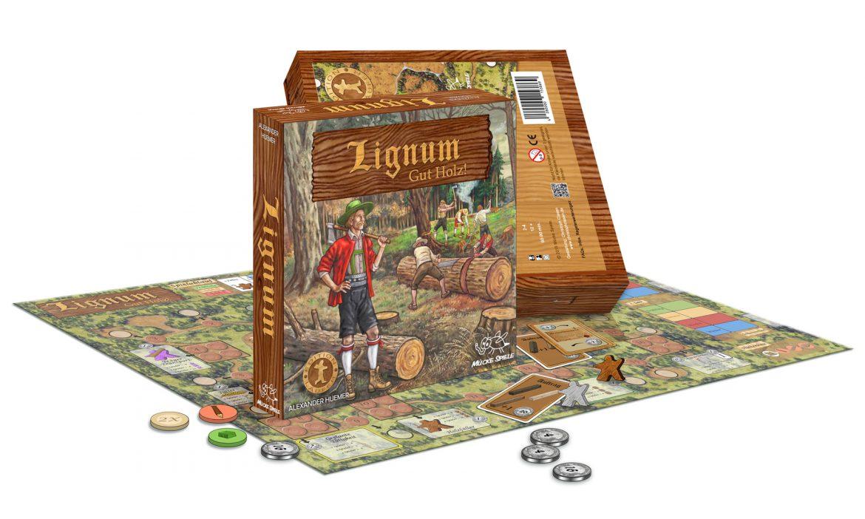 Mücke Spiele: Lignum