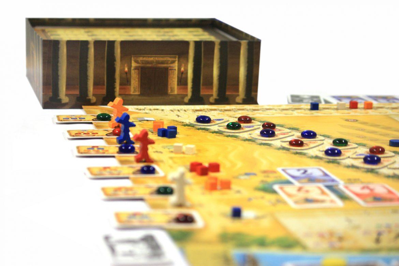 Game Mechanics: Dahschur