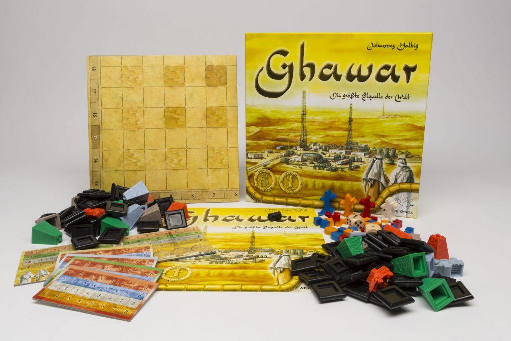 Mücke Spiele: Ghawar