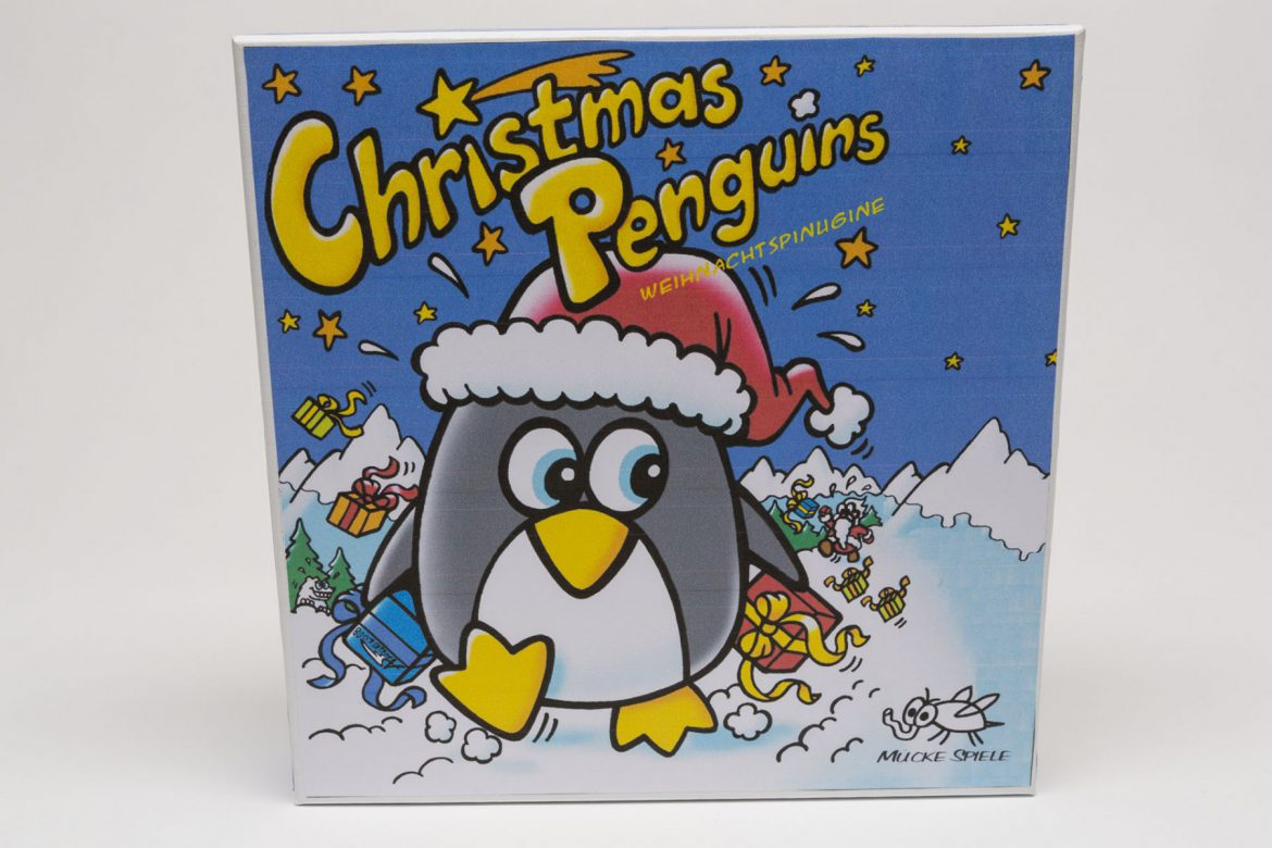 Christmas Penguins: new version