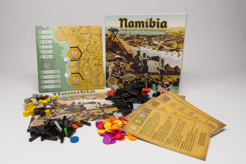 Mücke Spiele: Namibia