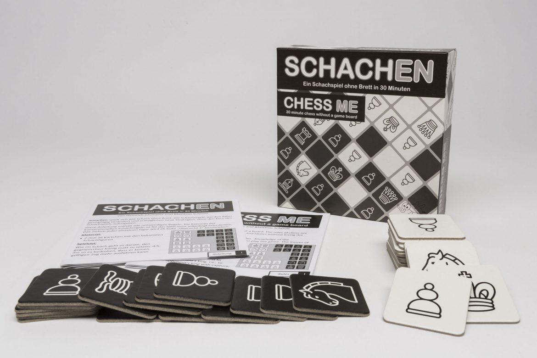 Mücke Spiele: Schachen