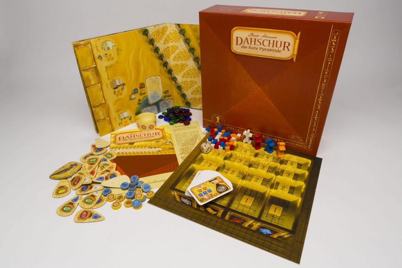 Mücke Spiele: Dahschur