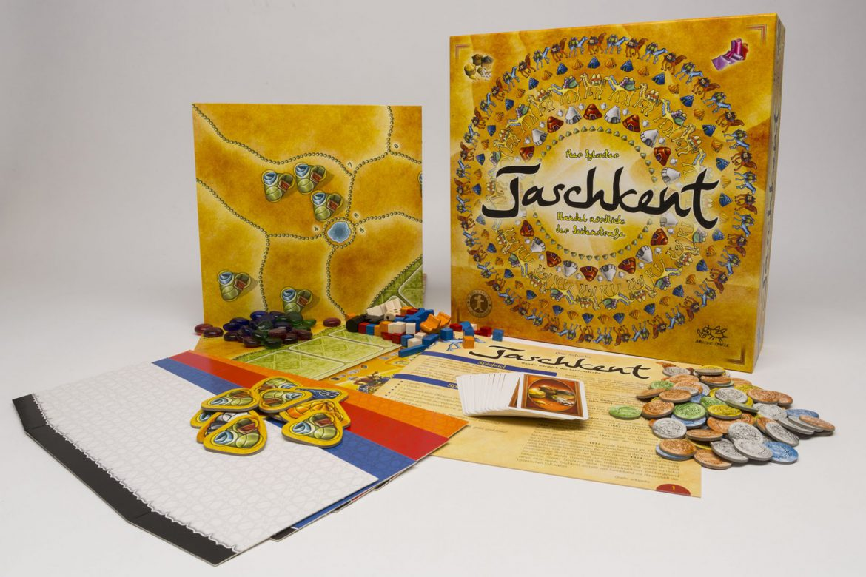 Mücke Spiele: Taschkent