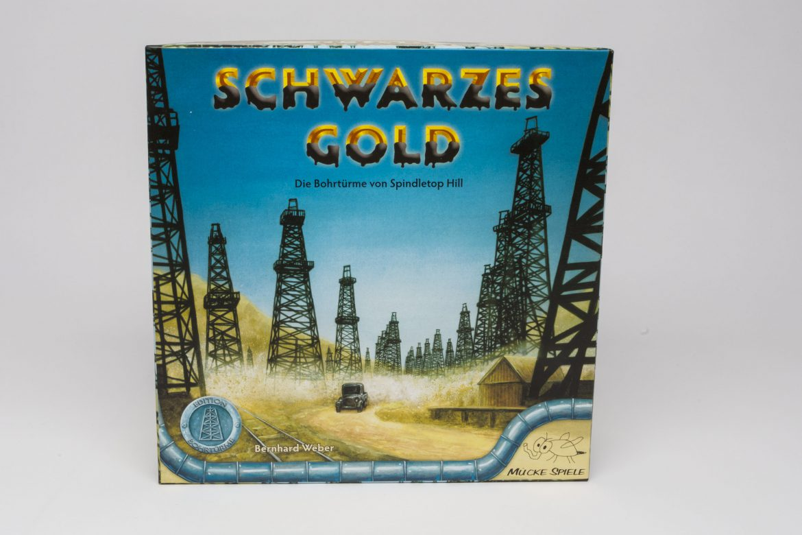 News & Reviews: Schwarzes Gold