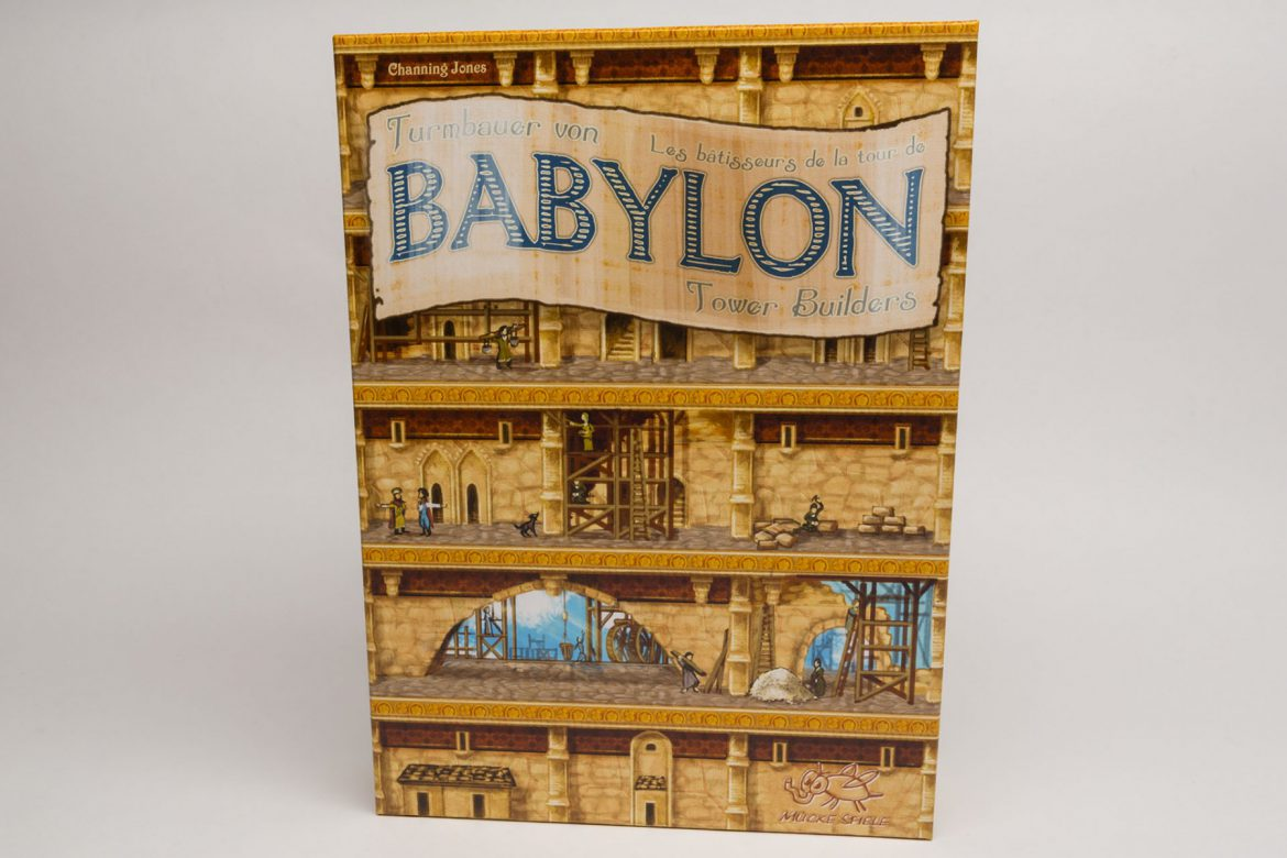 News & Reviews: Babylon Tower Builders