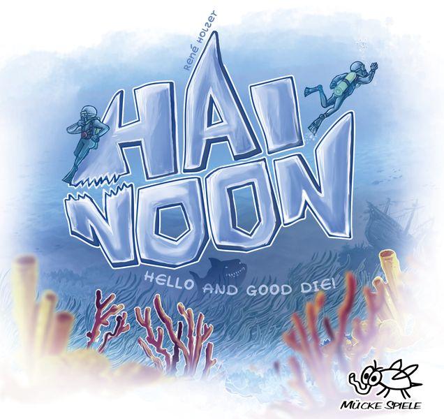 Kommt 2020: Mücke Spiele: Hai Noon