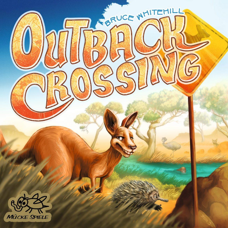 Novelty: Mücke Spiele: Outback Crossing